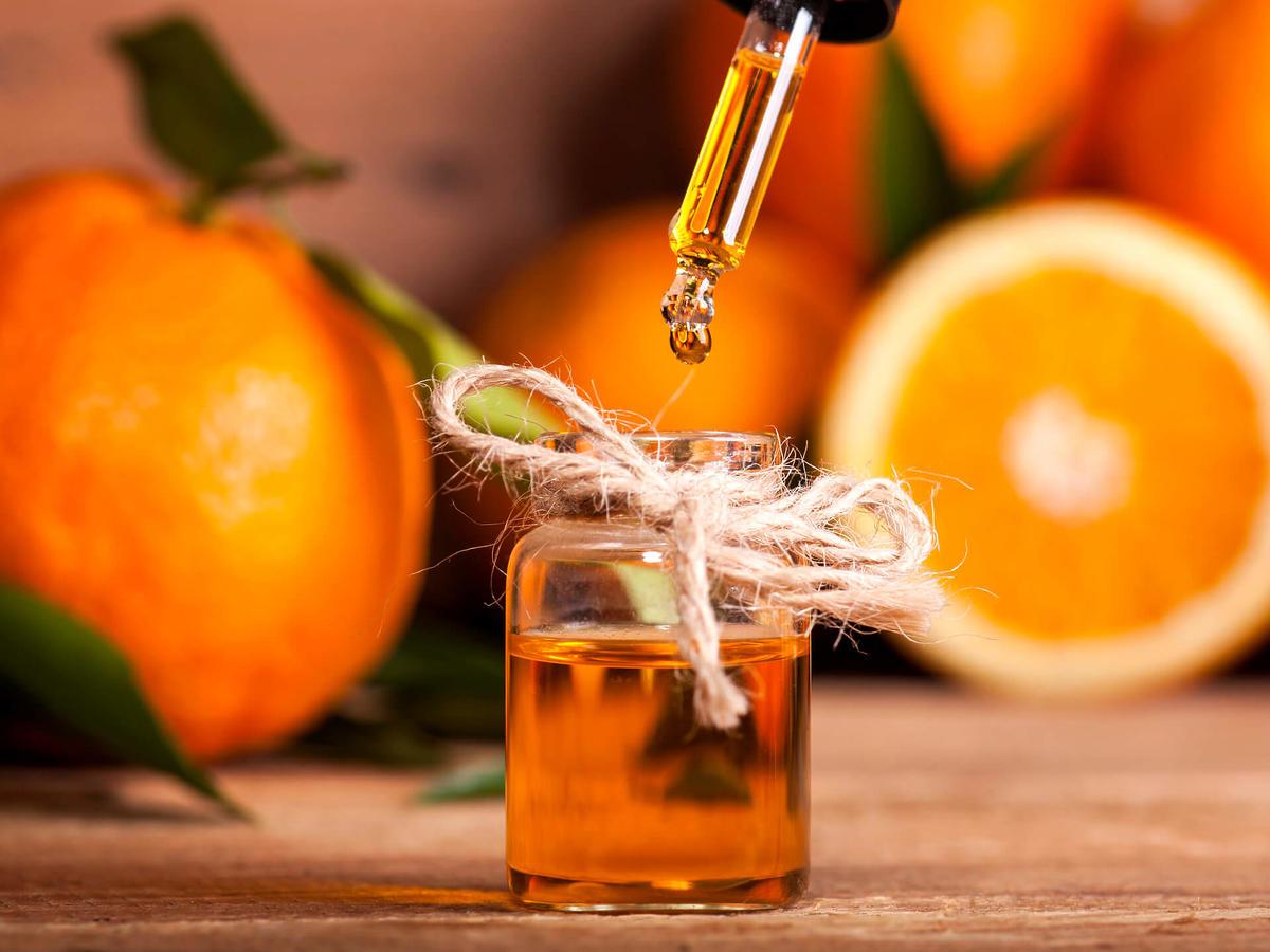olejek pomarańczowy