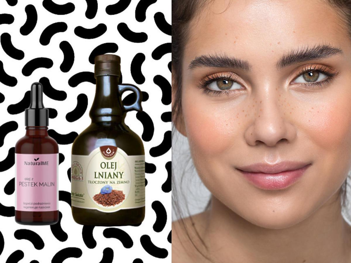 olejowanie twarzy