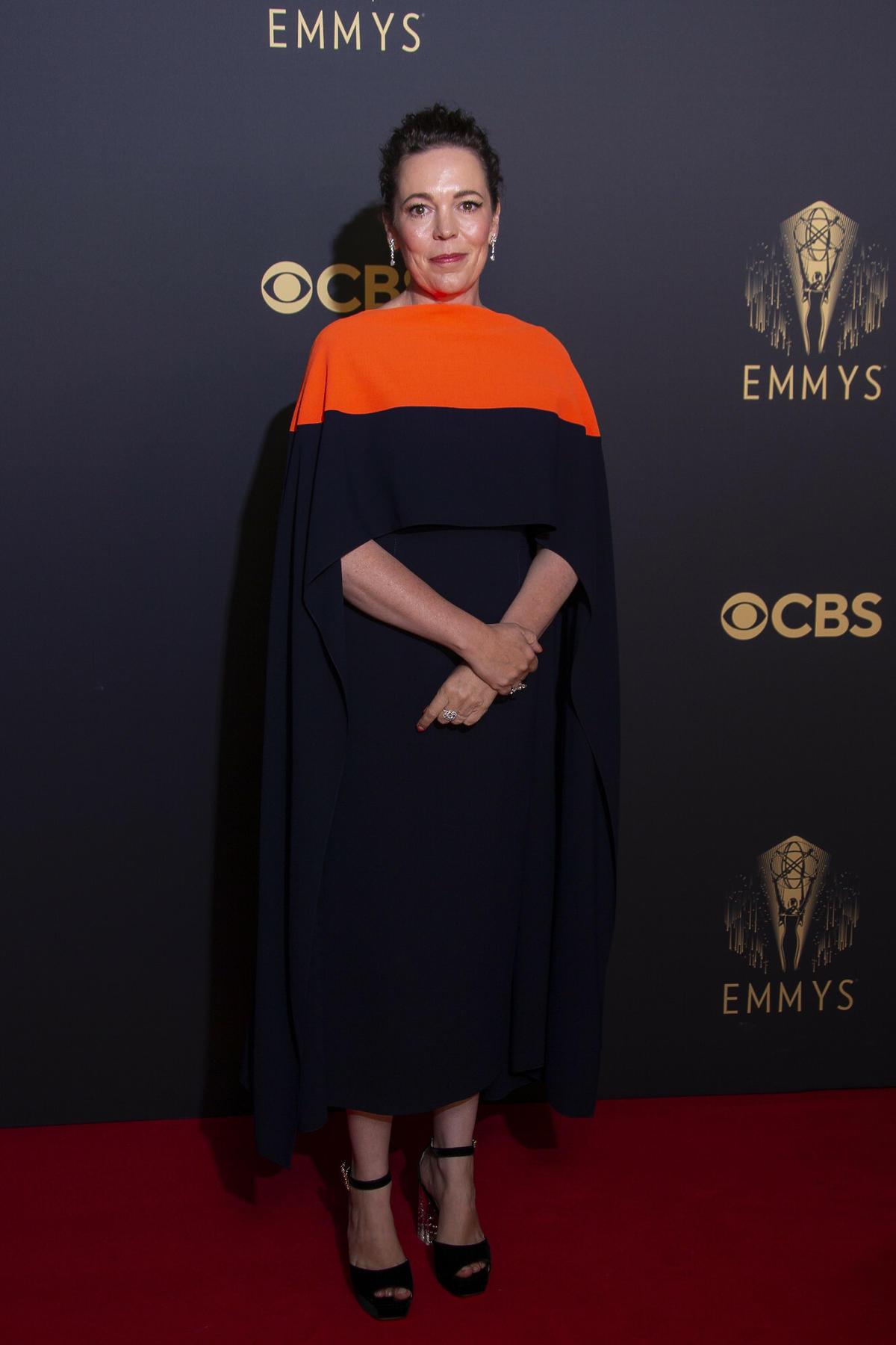 Oliwia Colman na Emmy 2021