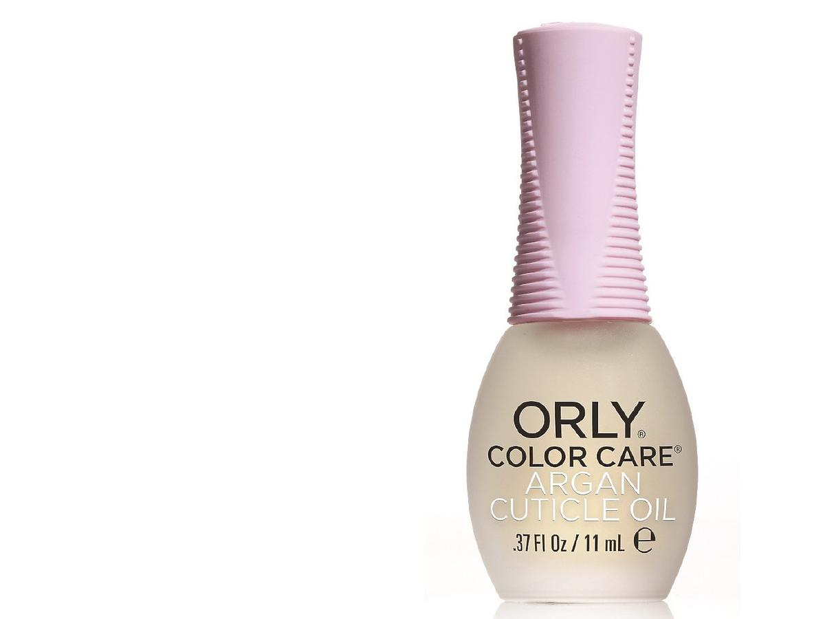 Oliwka do skórek i paznokci z olejem arganowym Argan Cuticle Oil Orly Color Care