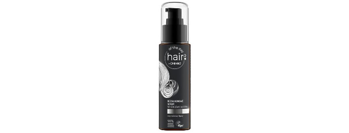 OnlyBio, Hair of the Day, Bezsilikonowe serum na końcówki włosów