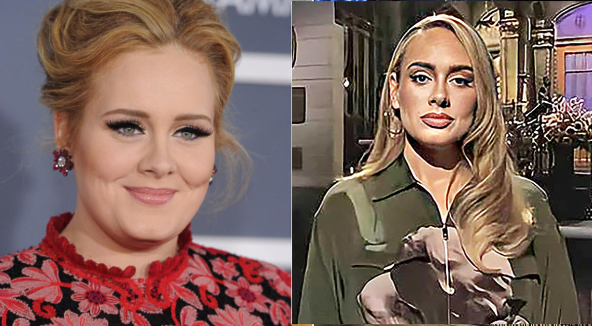 Operacje plastyczne Adele