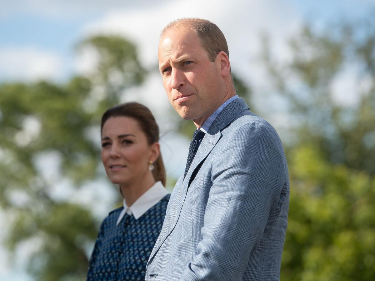 """Ostra awantura w rodzinie królewskiej! William doskompromitowanego księcia: """"Idź precz!"""""""