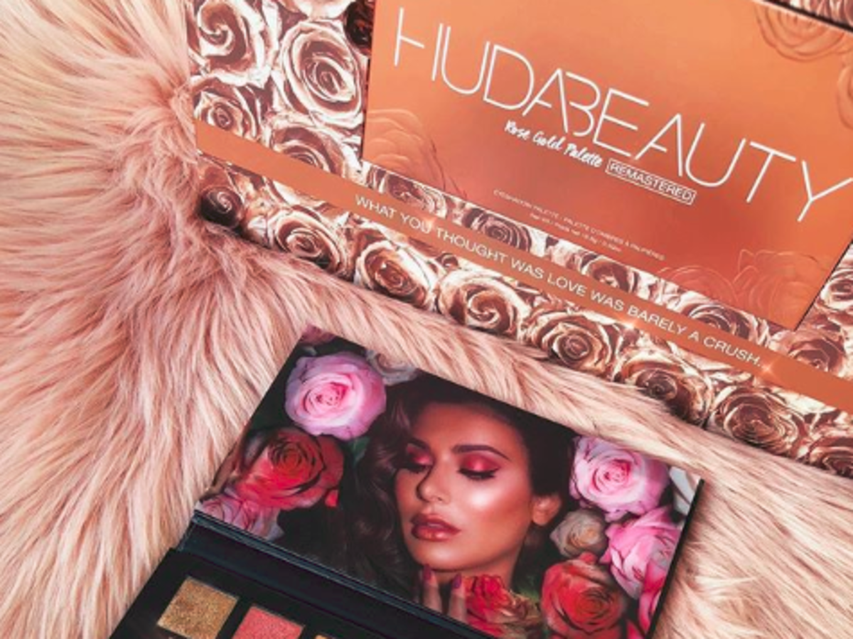 paleta cieni do powiek Huda Beauty