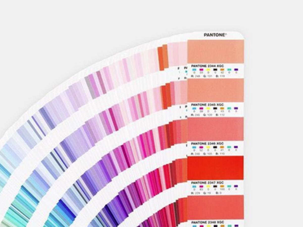 pantone kolory