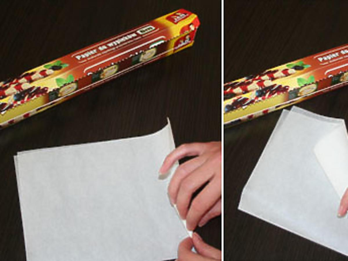 papier do pieczenia