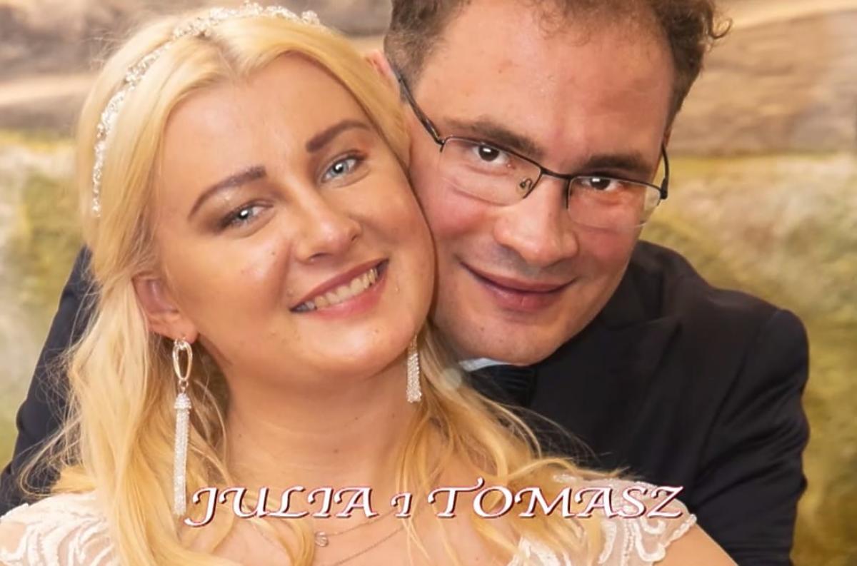 pary 6 edycji Ślubu od pierwszego wejrzenia: Julia i Tomasz