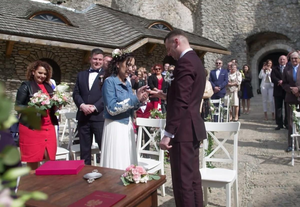 pary 6 edycji Ślubu od pierwszego wejrzenia: Katarzyna i Paweł