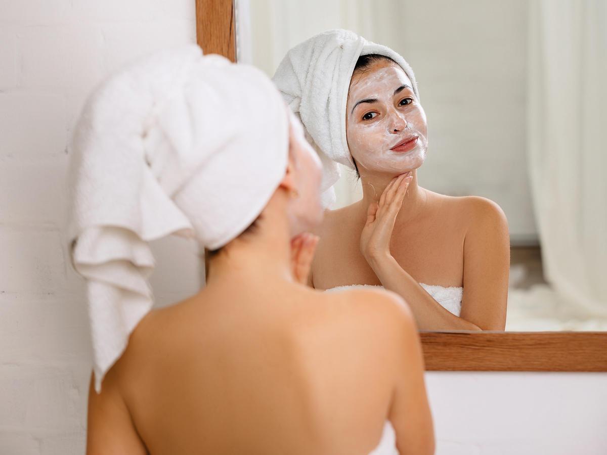 pasta oczyszczająca do twarzy