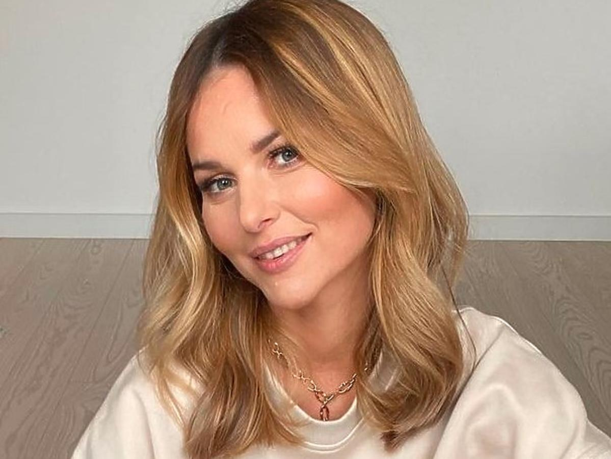 Paulina Sykut-Jeżyna postawiła na odważną metamorfozę. Tak jasnych włosów jeszcze nie miała!