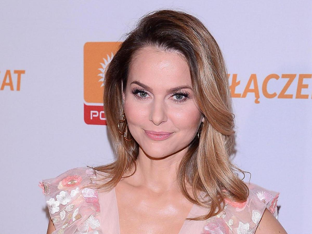 Paulina Sykut-Jeżyna zmieniła fryzurę. Fani porównują ją do J.Lo