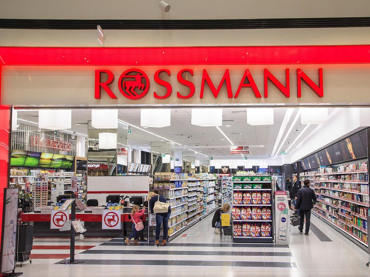 Pędzel do makijażu - Rossmann