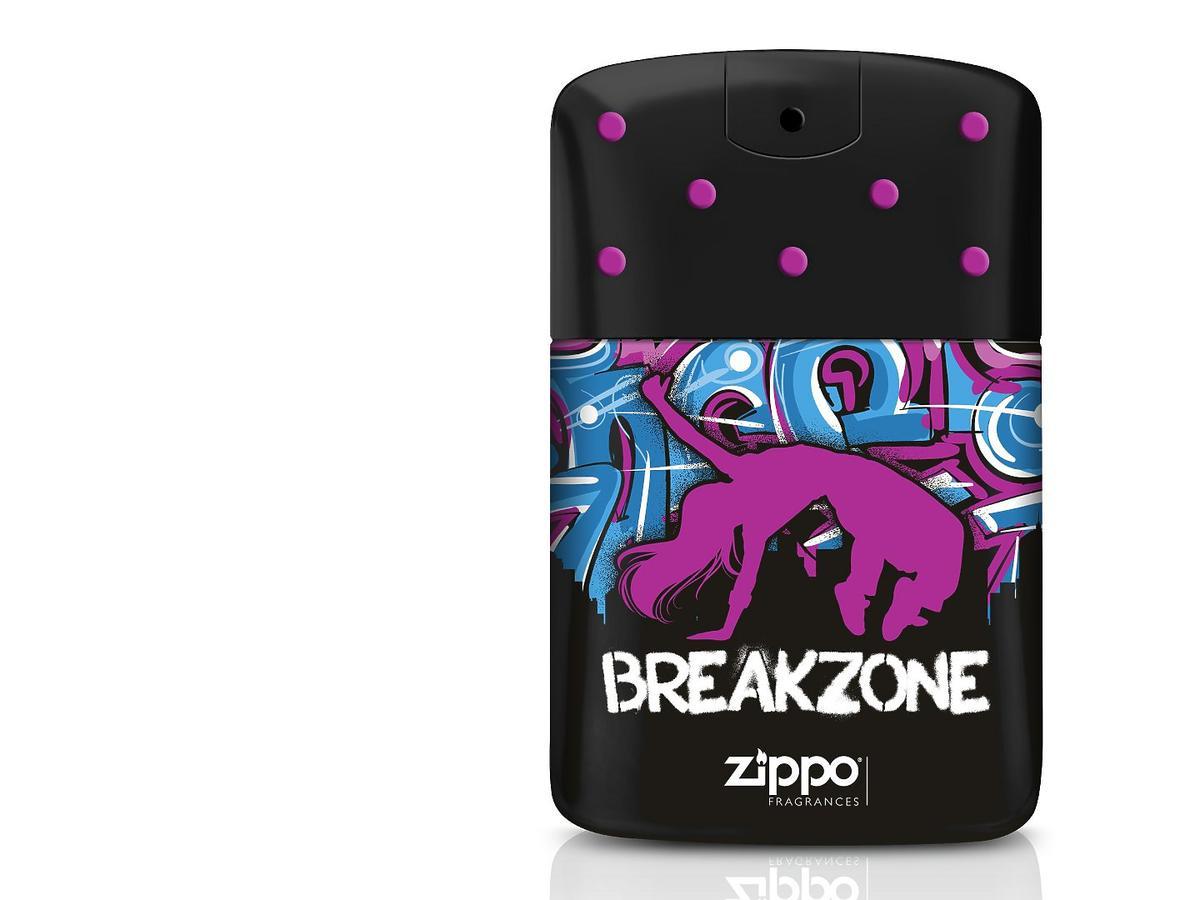 perfumy Breakzone Zippo