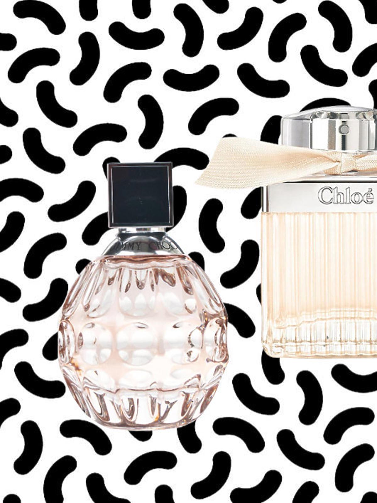 perfumy damskie - najbardziej popularne zapachy