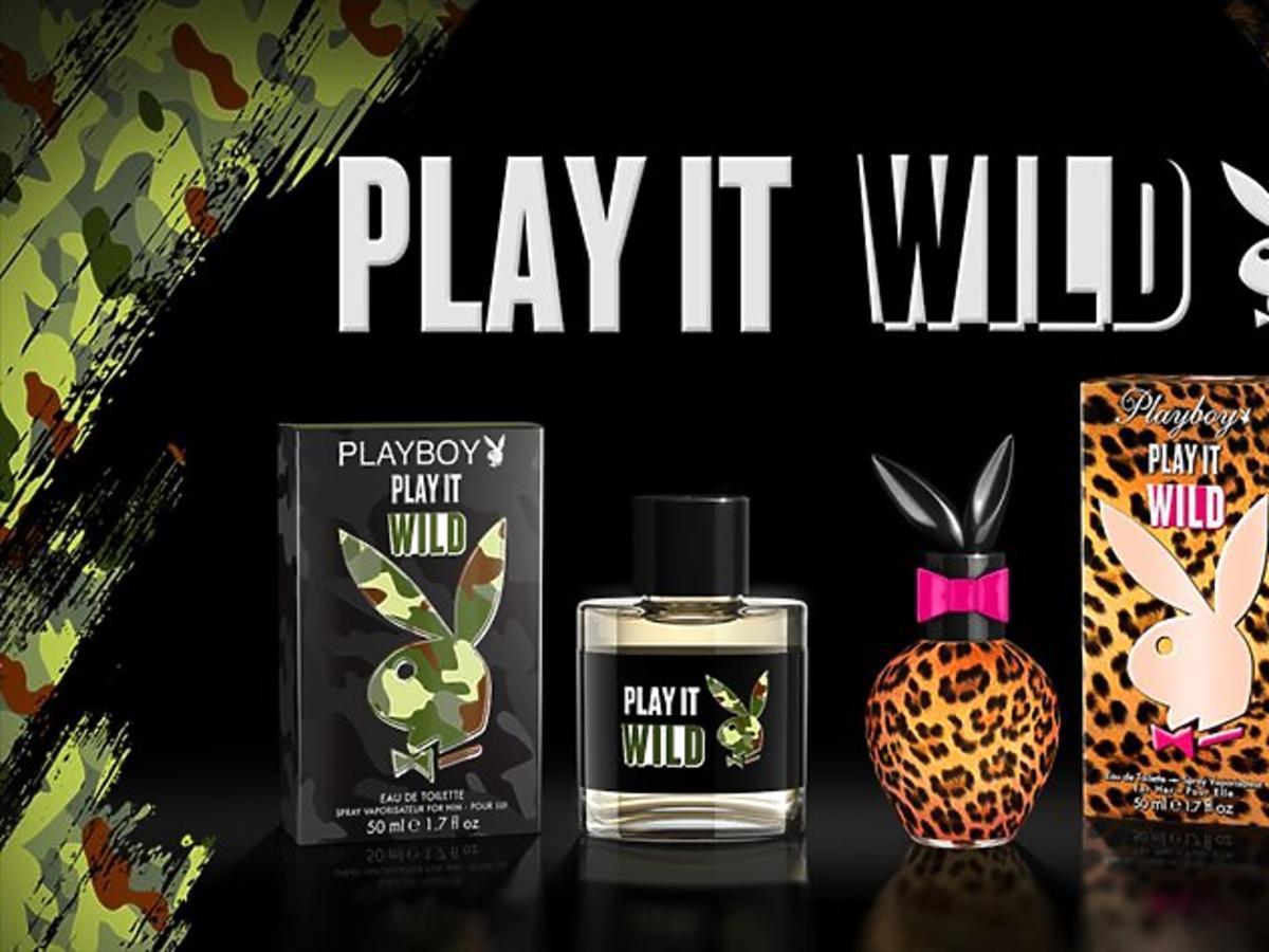 perfumy Playboy Play It Wild