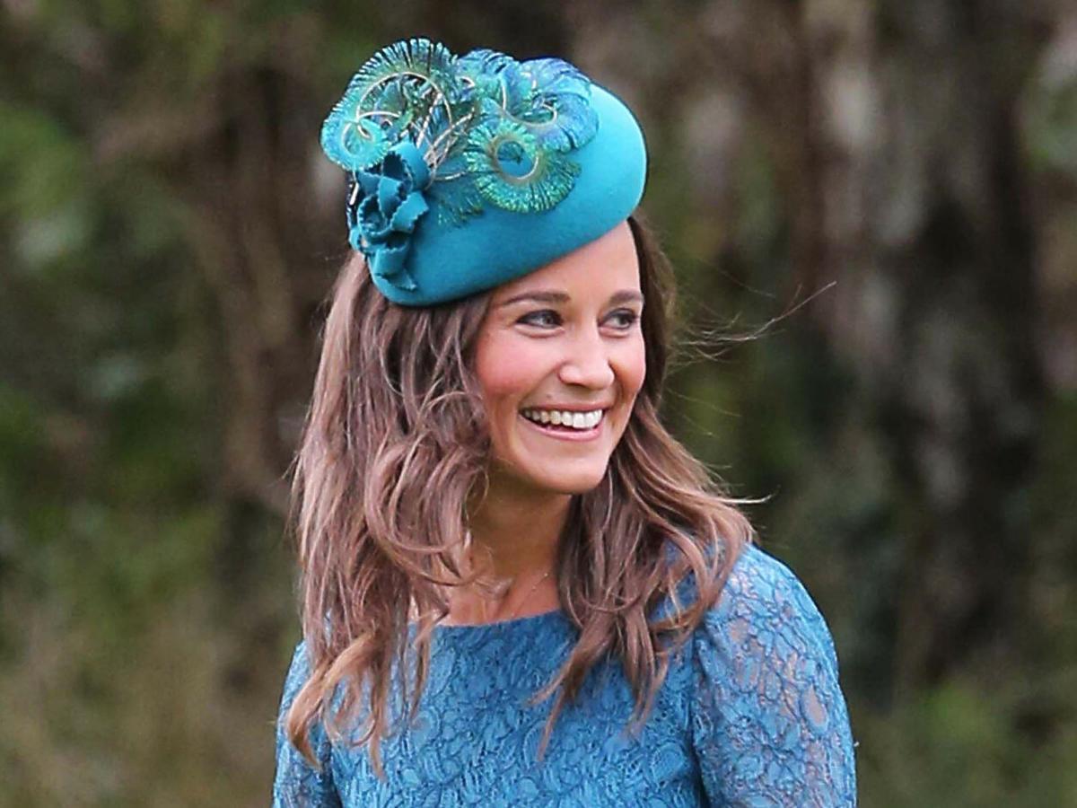 Pippa Middleton -  siostra księżnej Kate - jest ciąży
