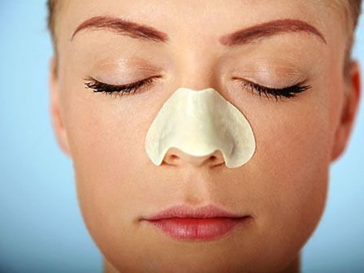 Plastry oczyszczające na nos Mediheal w Lidlu