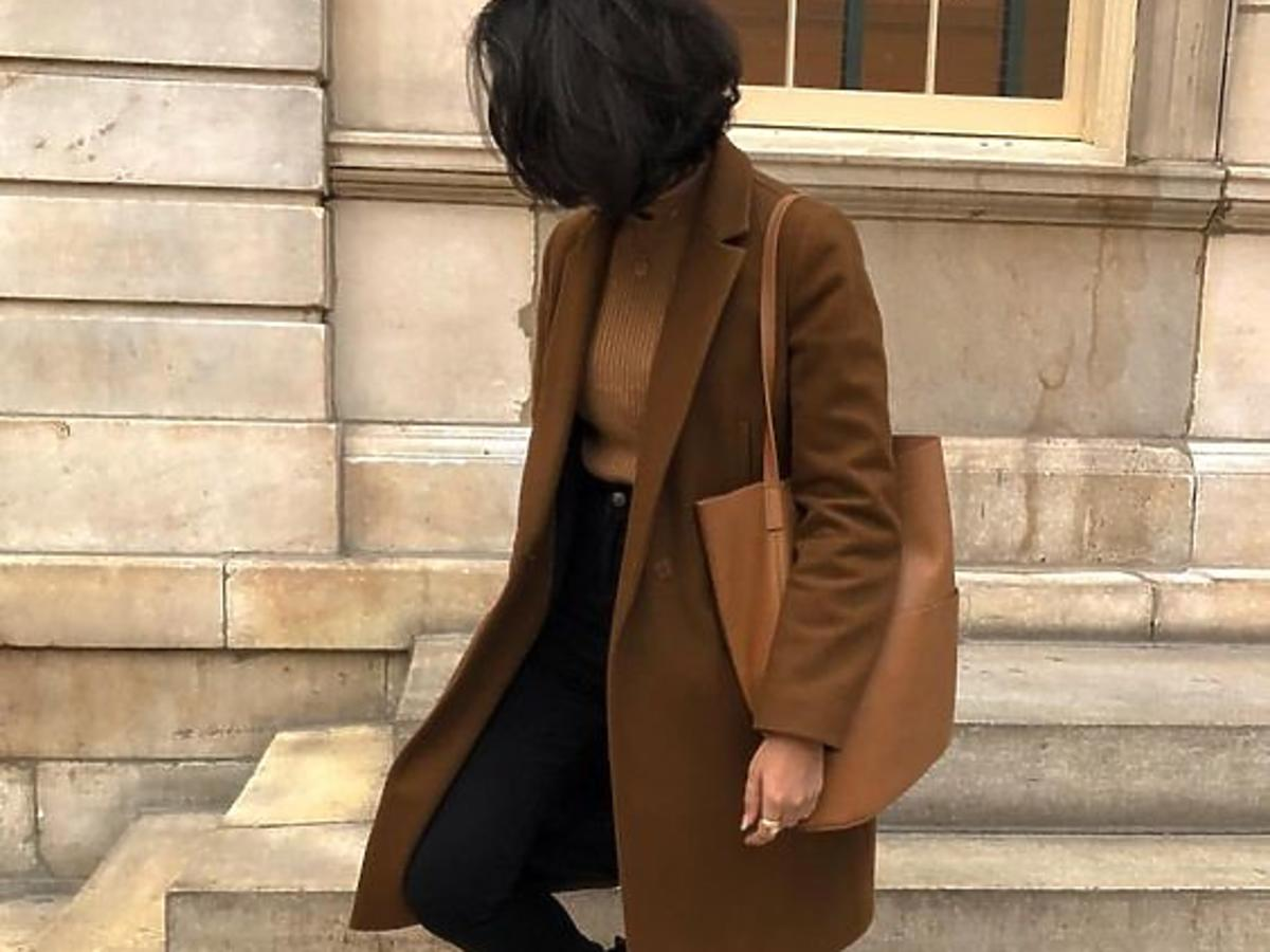 płaszcz na jesień 2020 z Sinsaya