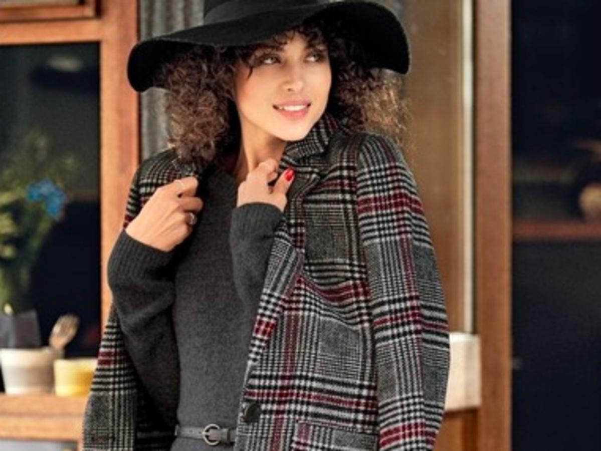 płaszcz z Lidla na jesień i zimę