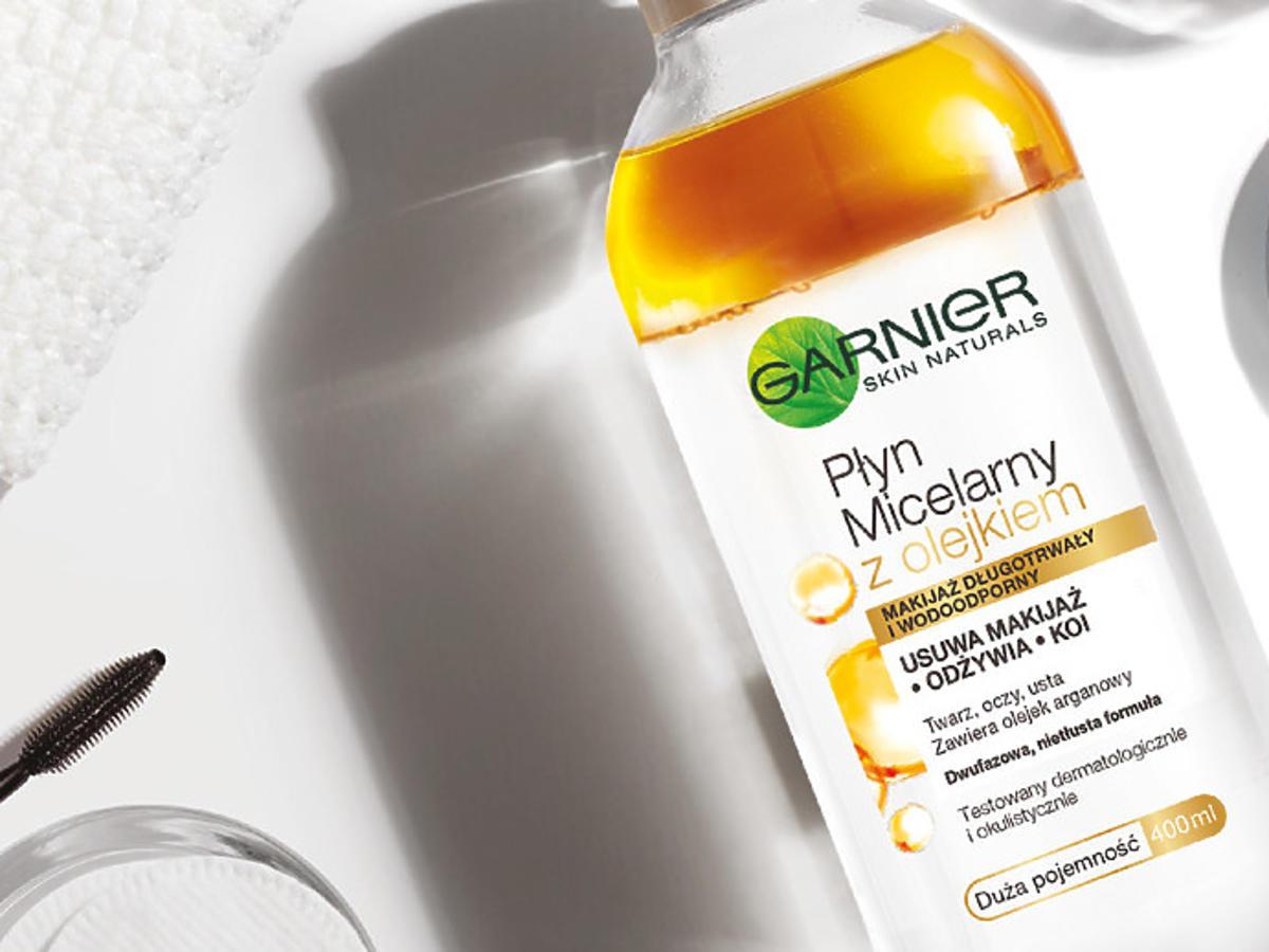 Płyn micelarny z olejkiem Garnier