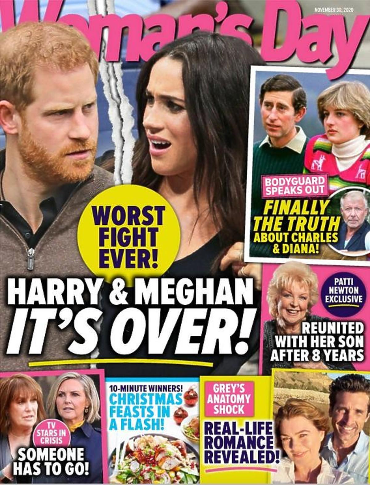 """Po poronieniu Meghan i Harry się rozstaną? Tabloid donosi o ich """"największej walce"""""""