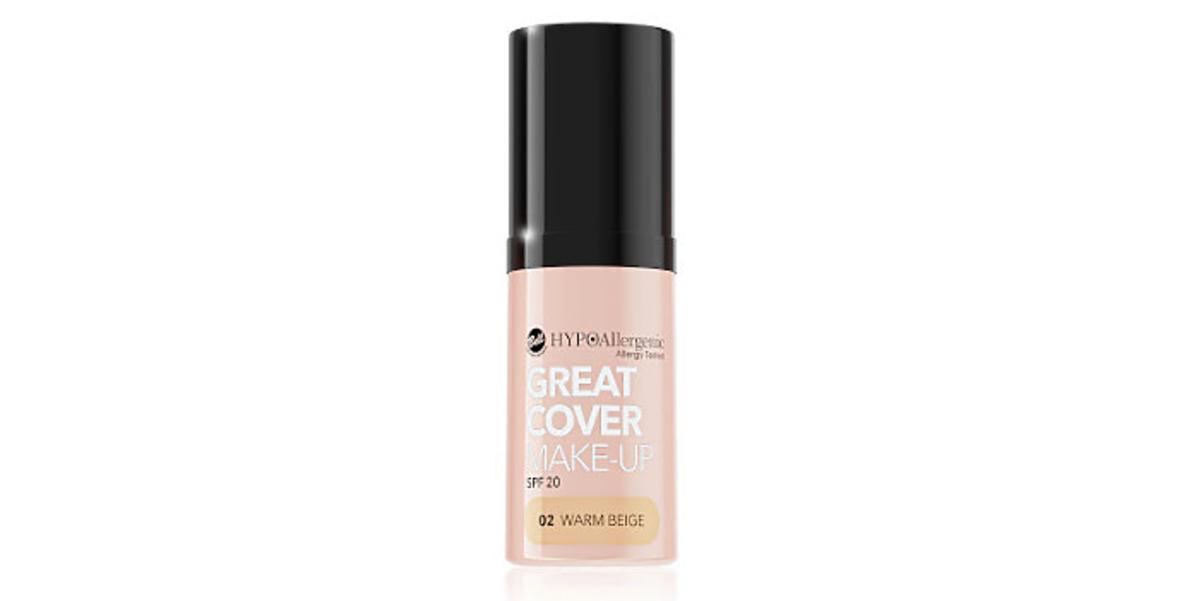 podkład Bell - Great Cover Make up