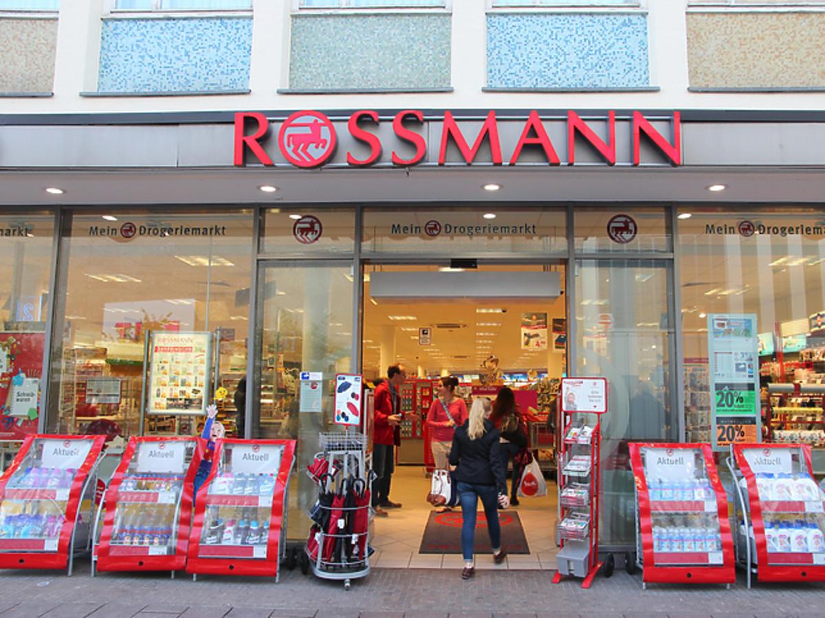 Podkład z Rossmanna