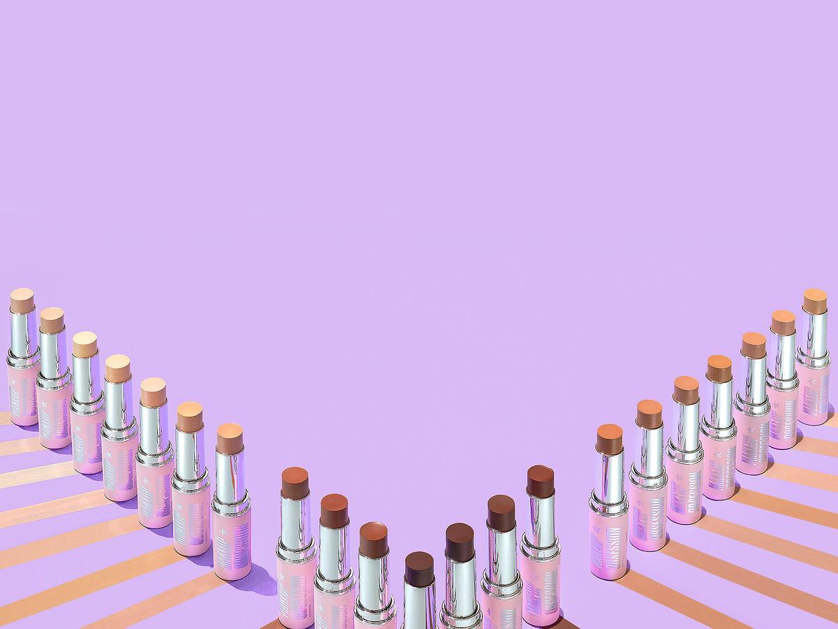 podkłady w sztyfcie - Makeup Obsession Quick Stick Foundation