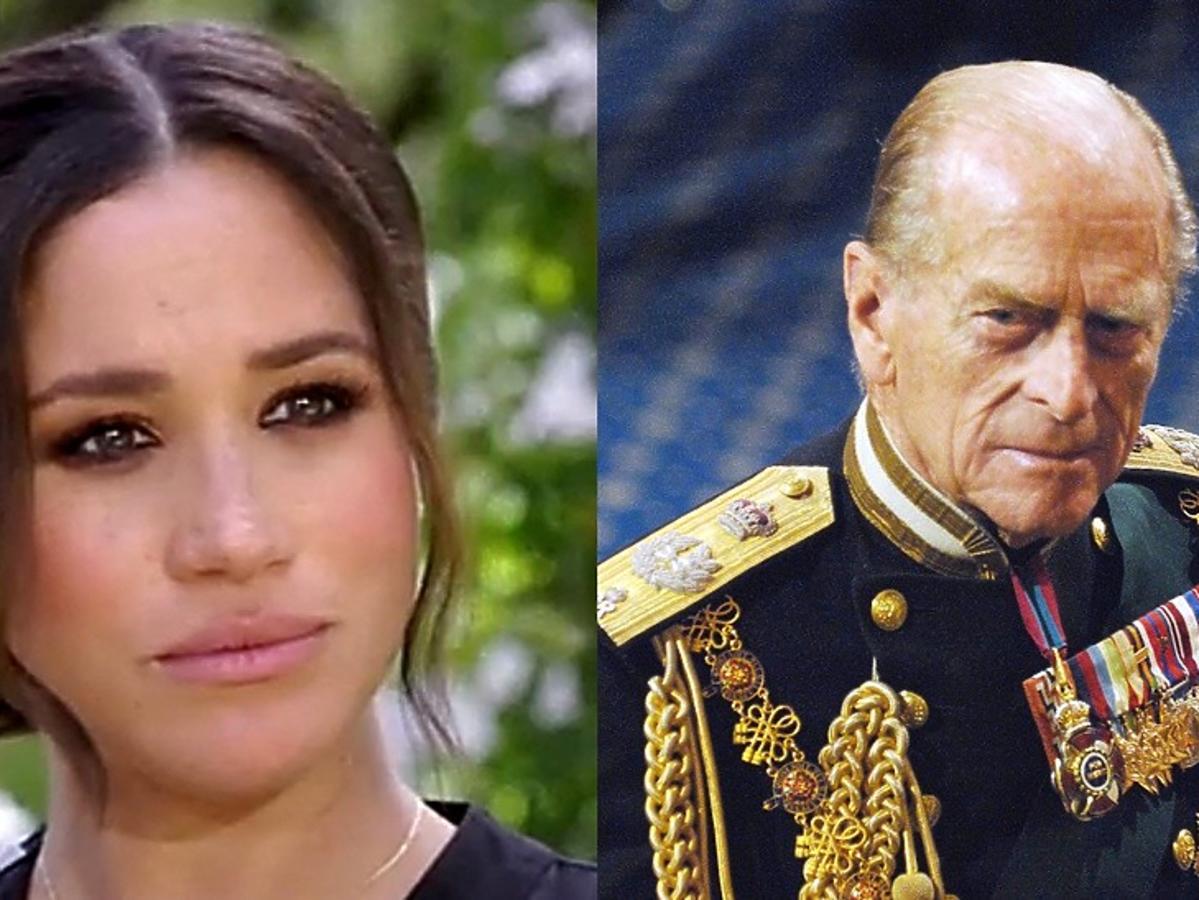 Meghan Markle skomentowała śmierć i pogrzeb księcia Filipa