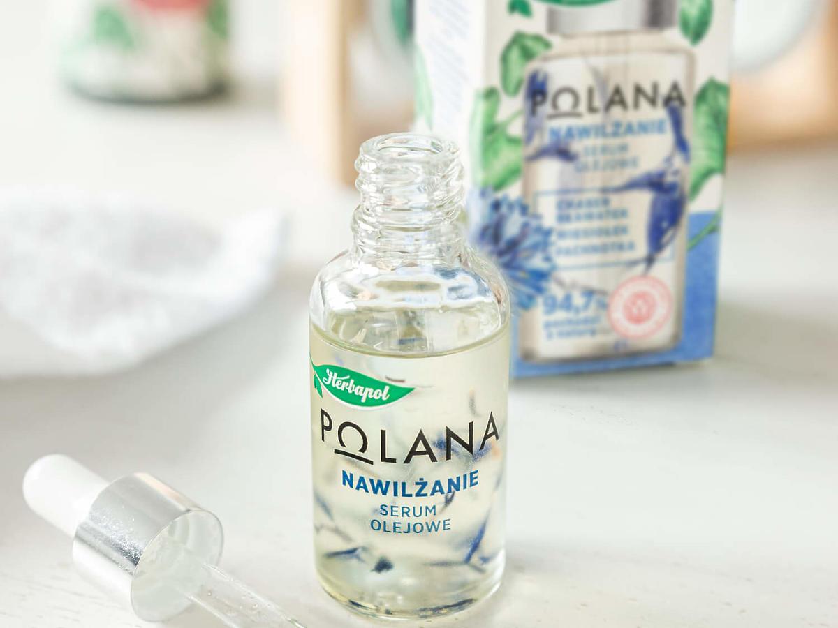 Polana - nawilżające serum olejowe