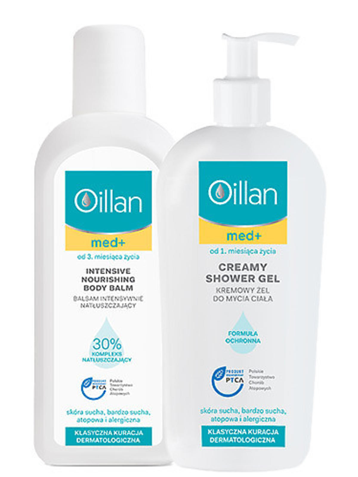 Produkty Oillan