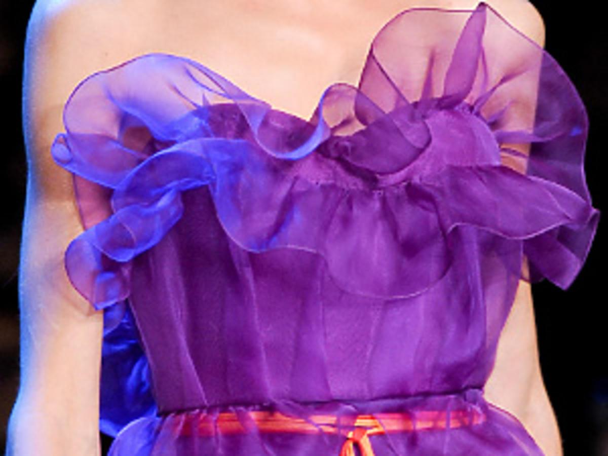 przeźroczyste ubrania