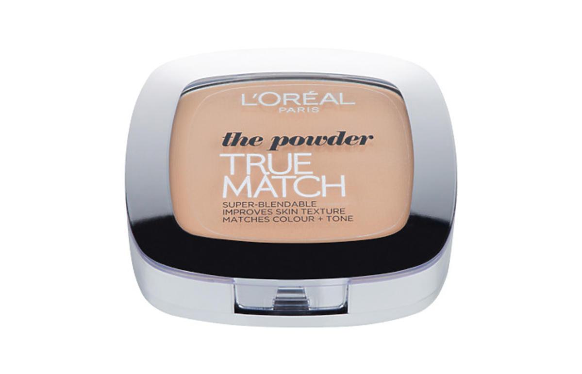 puder L'Oréal Paris True Match w promocji w Rossmannie