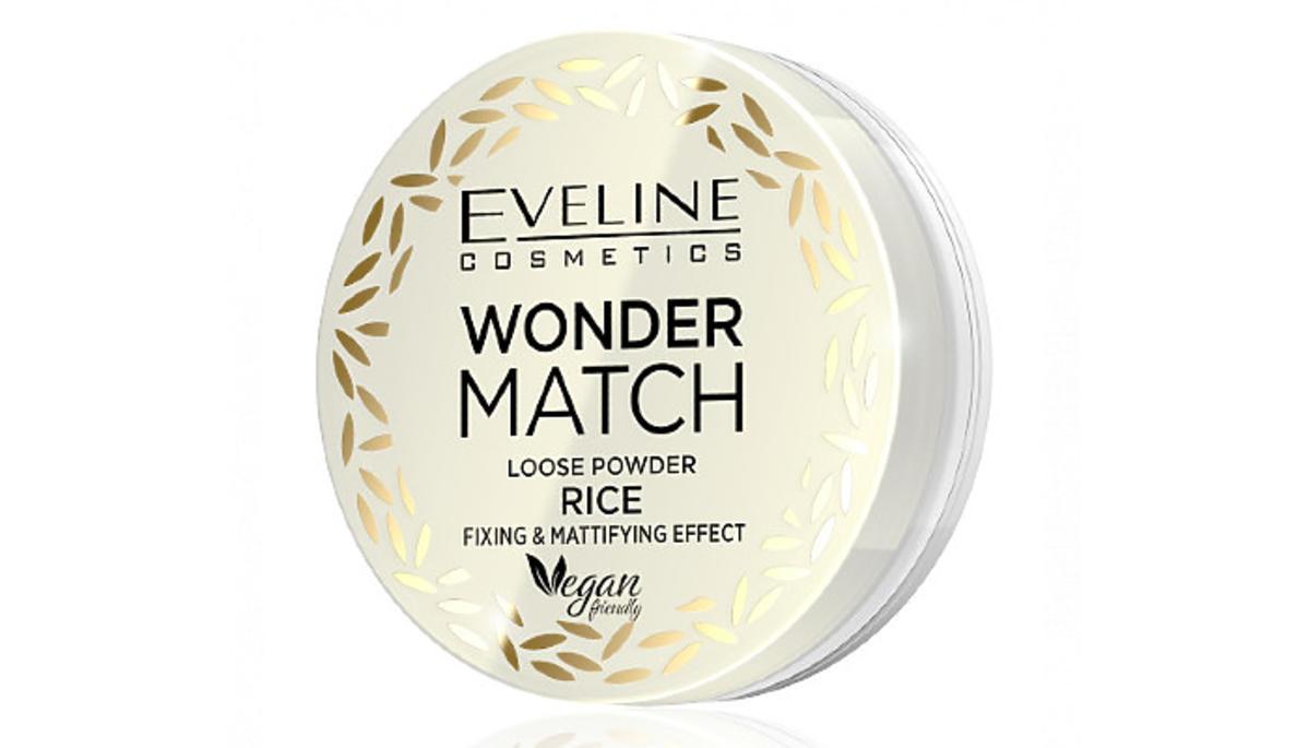 puder matujący Eveline