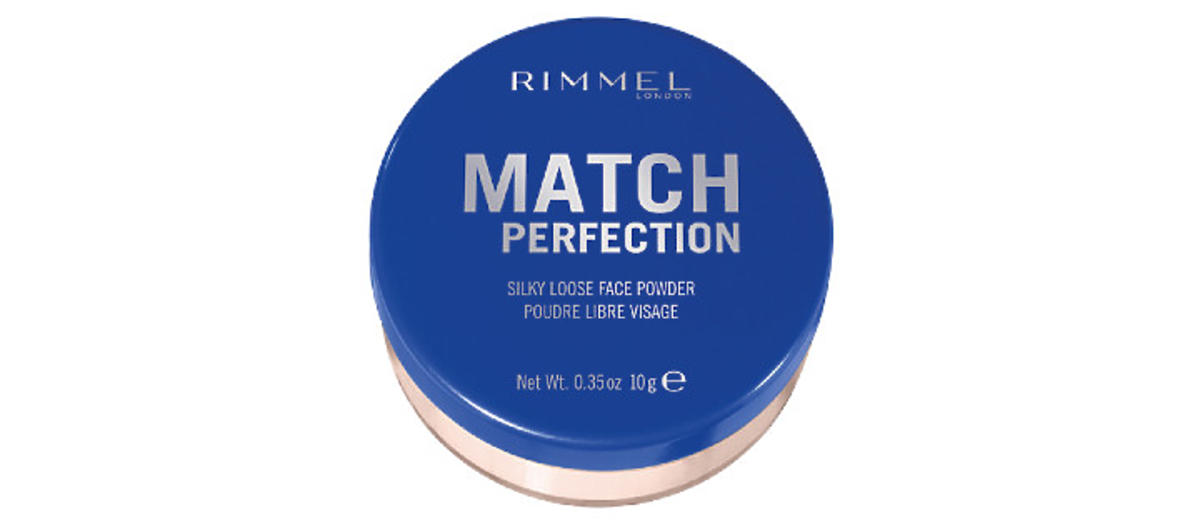 puder Rimmel, Match Perfection