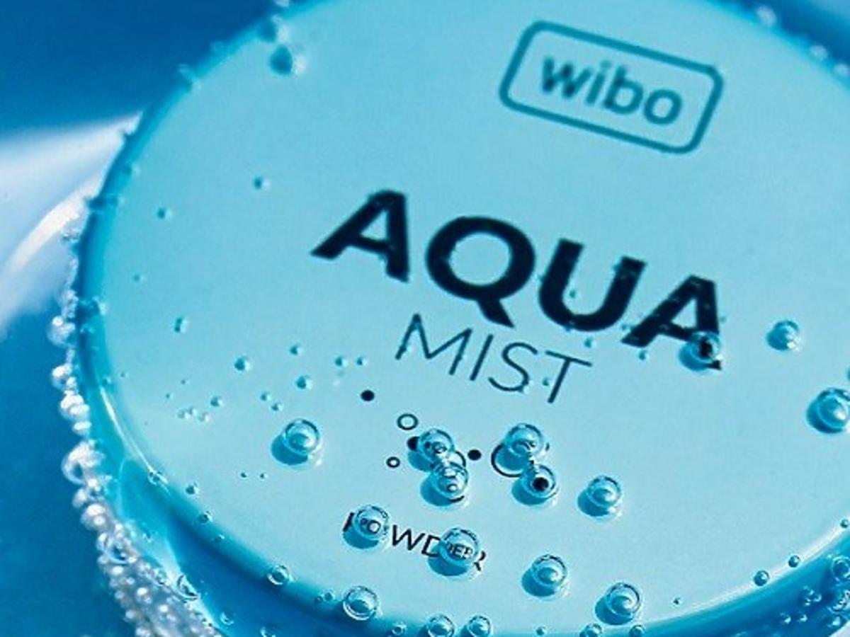 Puder Wibo Aqua Mist
