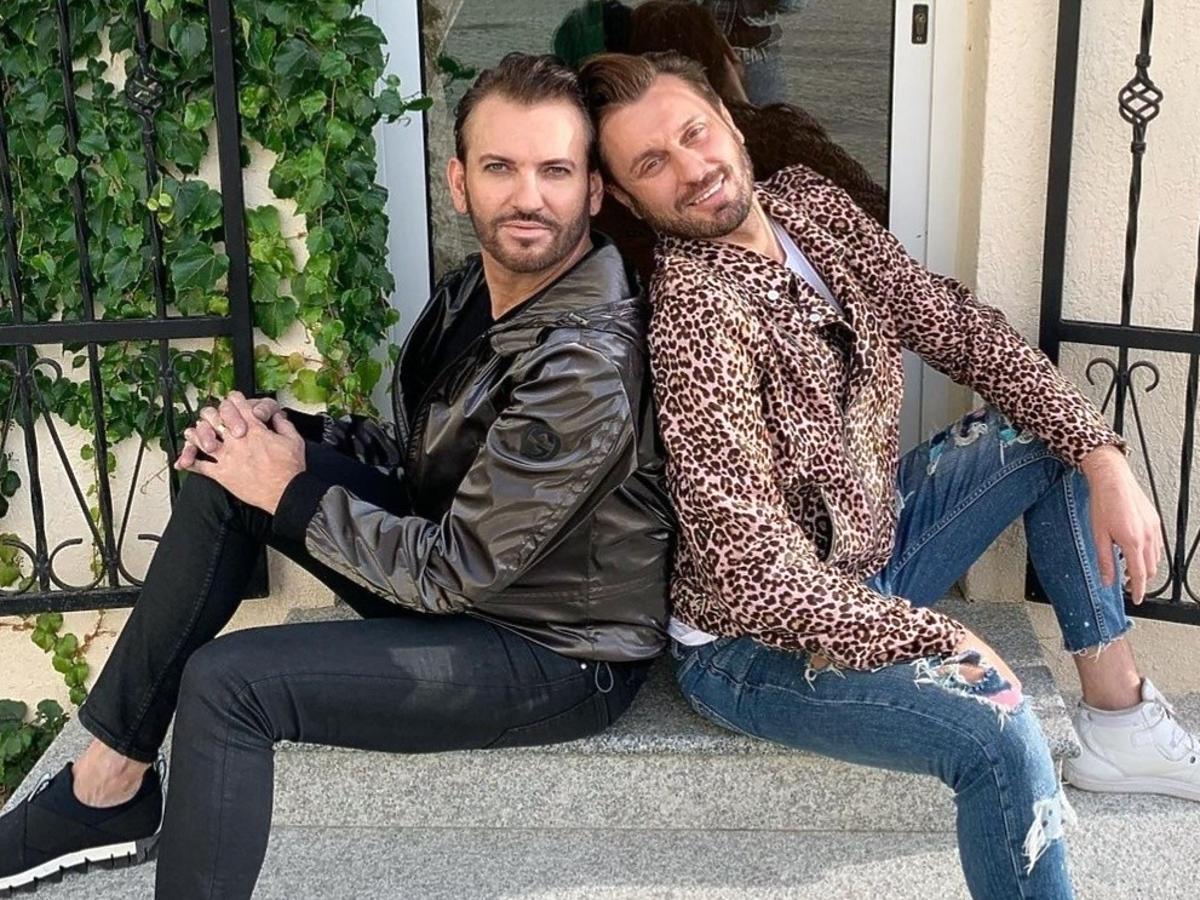 Rafał Grabias i Gabriel Seweryn