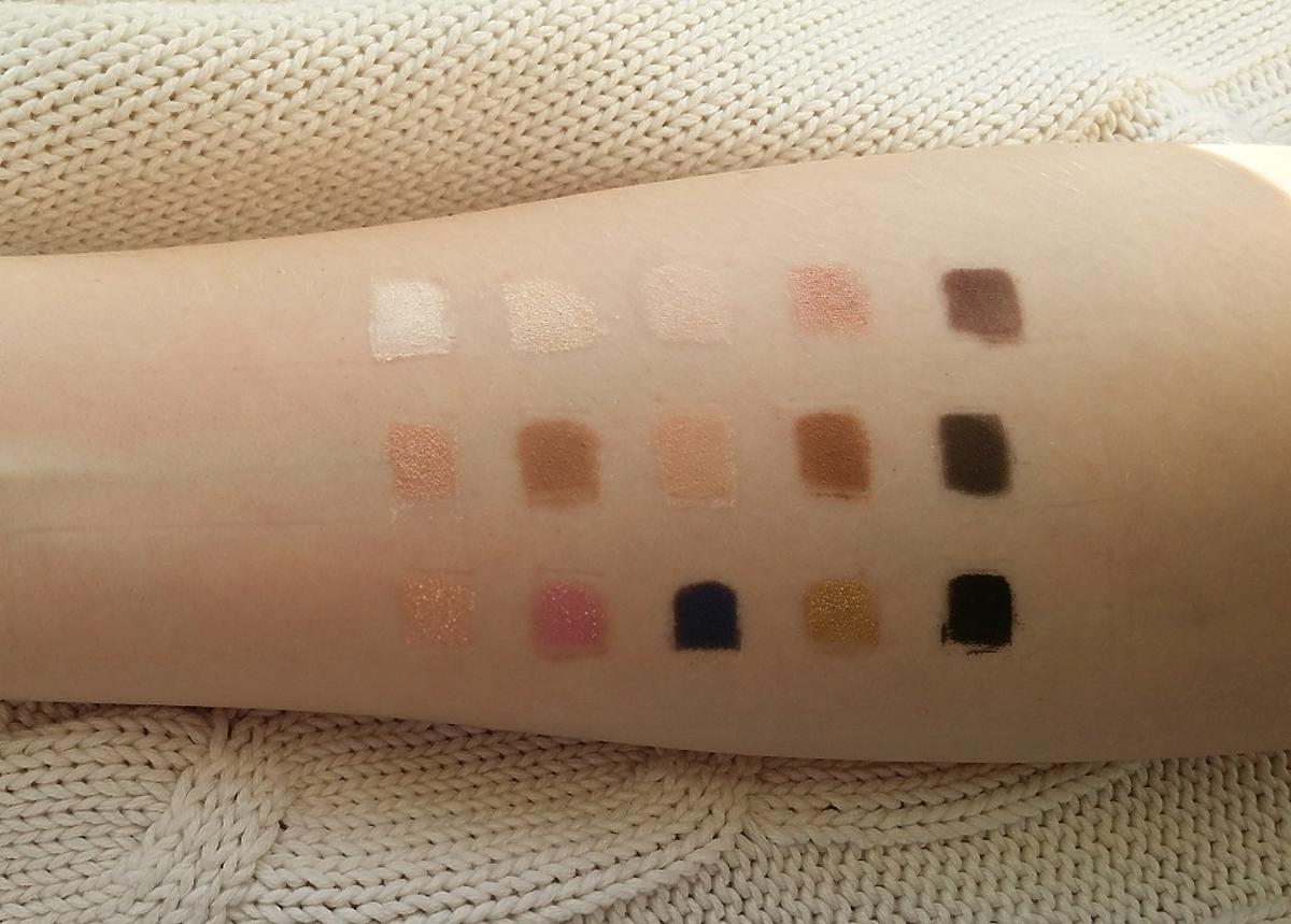 Redakcyjny test palety Urban Decay Gwen Stefani
