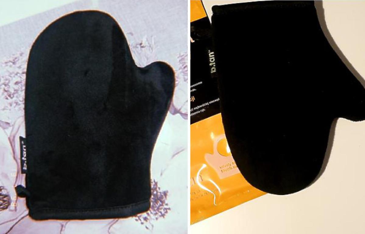 rękawica do samoopalacza b.tan