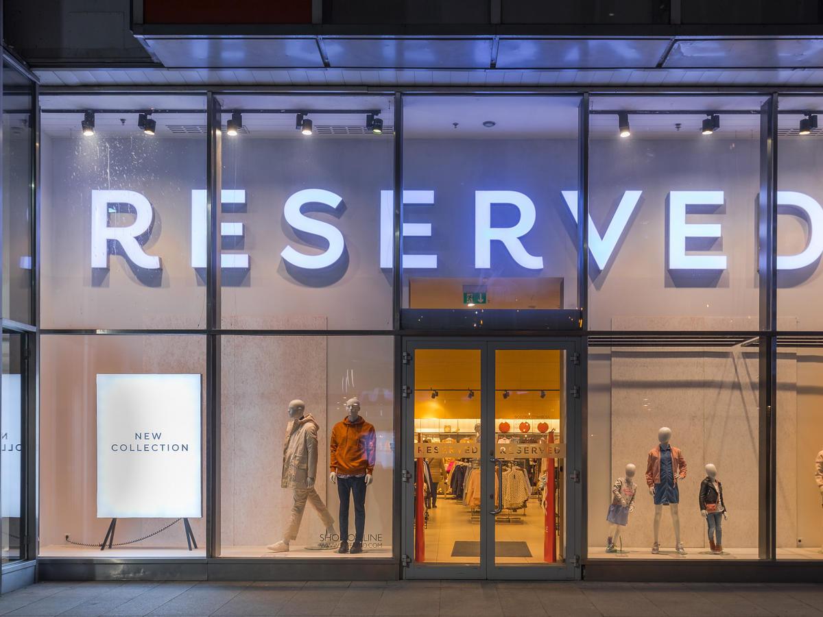 reserved sklep