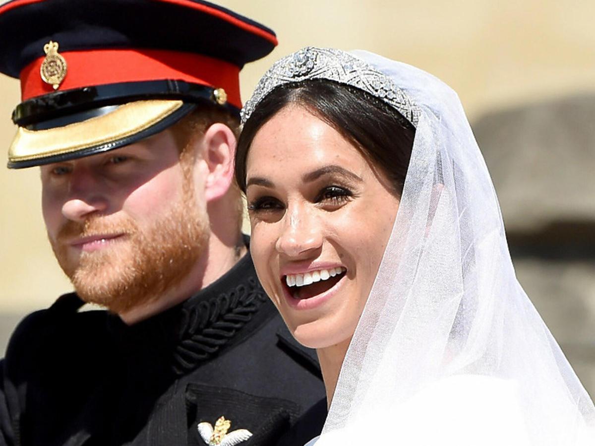 Rocznica ślubu Harry'ego i Meghan