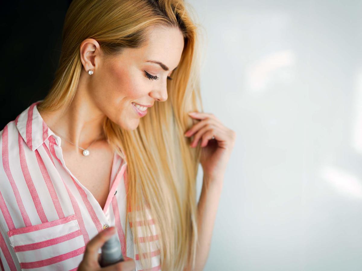 rozjaśniacz do włosów