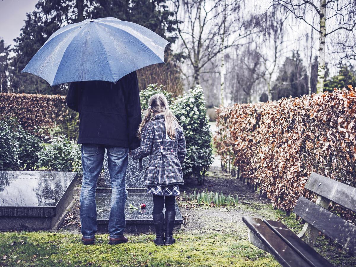 rozmowa z dzieckiem o śmierci