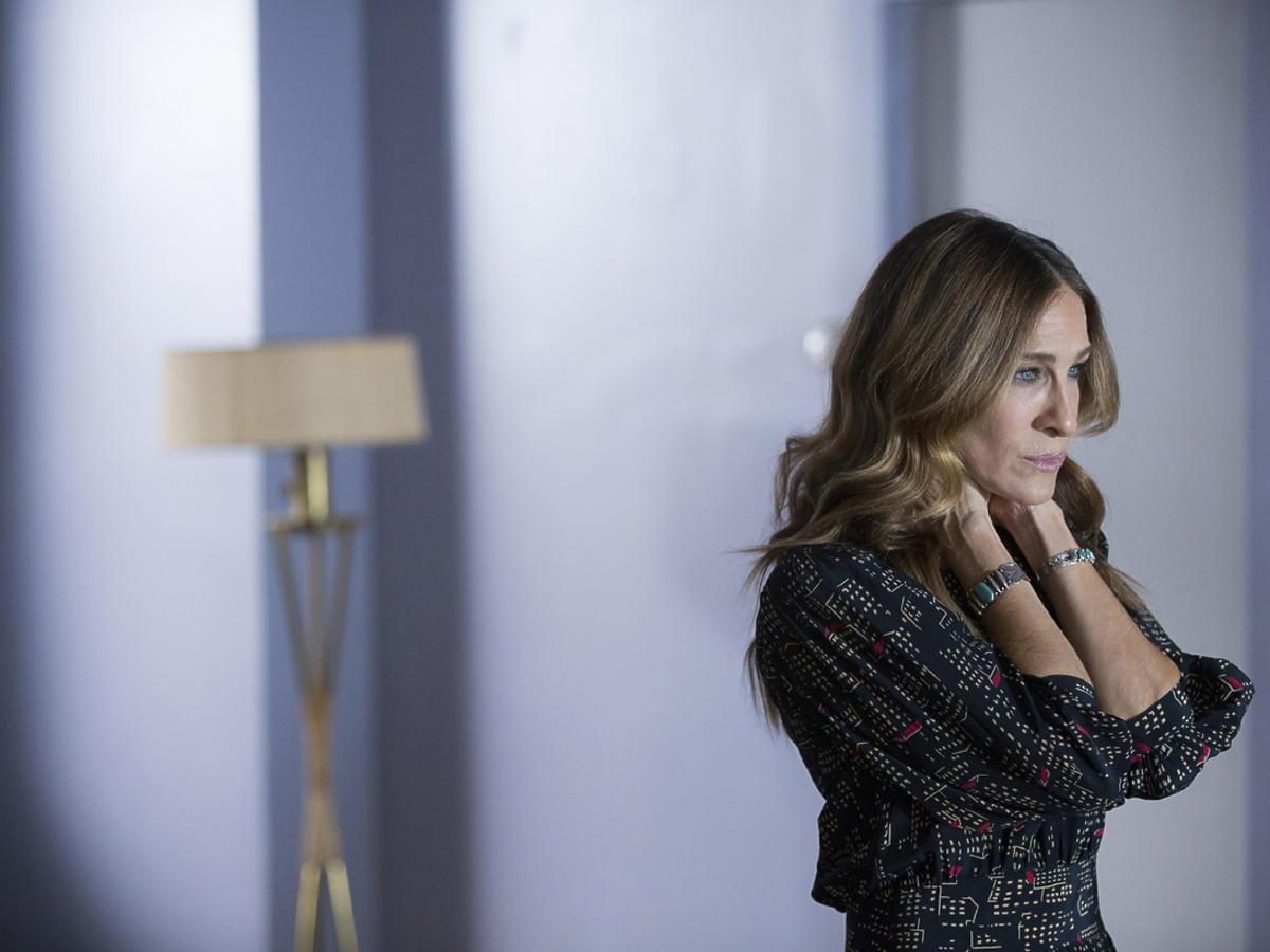 "Sarah Jessica Parker w serialu ""Rozwód"""