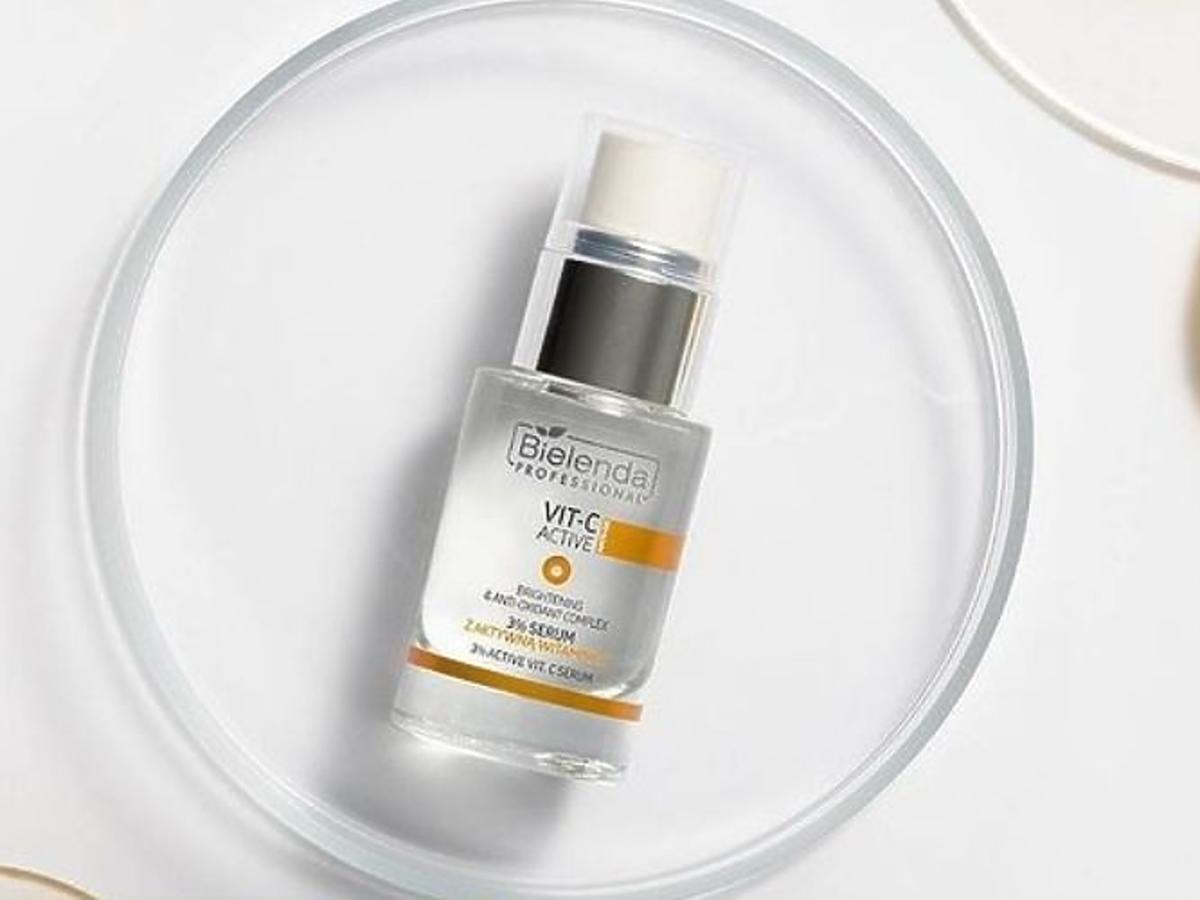 serum z witaminą C od Bielenda Professional