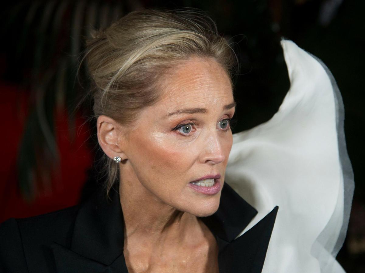 Sharon Stone wyznała, że dokonała aborcji w wieku 18 lat