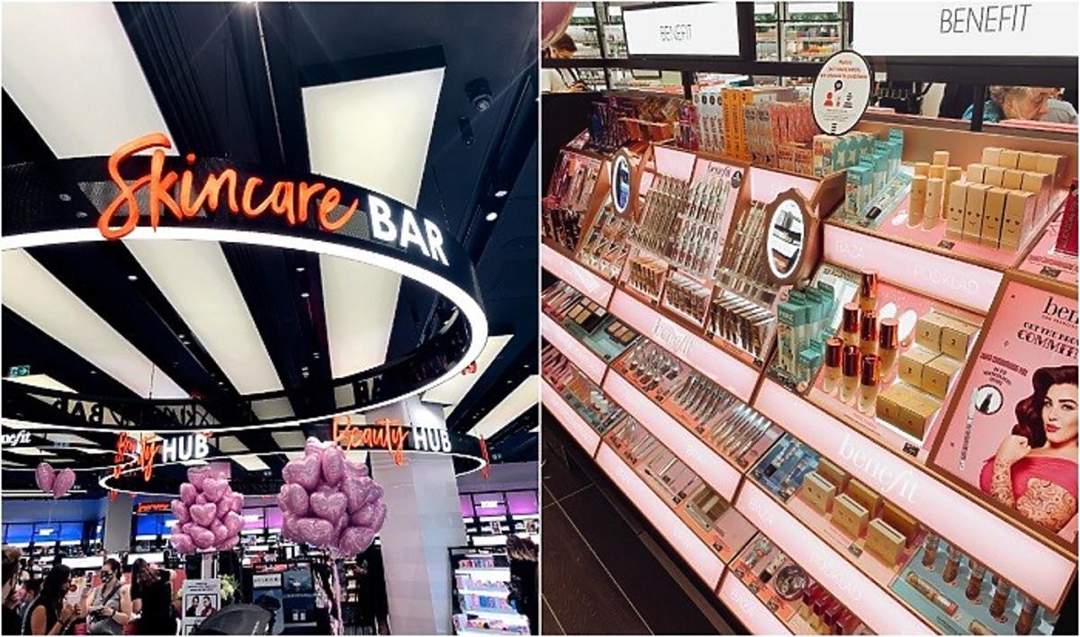 Skincare Hub, Make up Hub, Benefit Brow Bar
