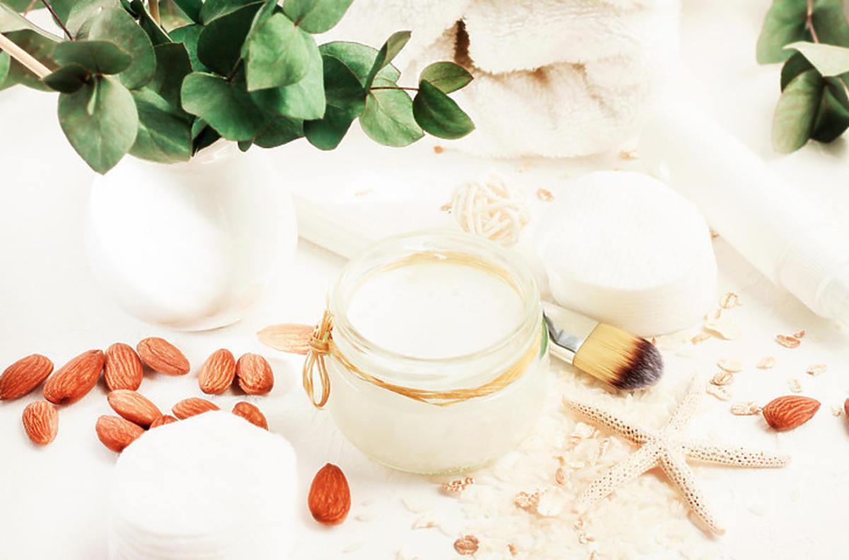 Składniki w kosmetykach wegańskich