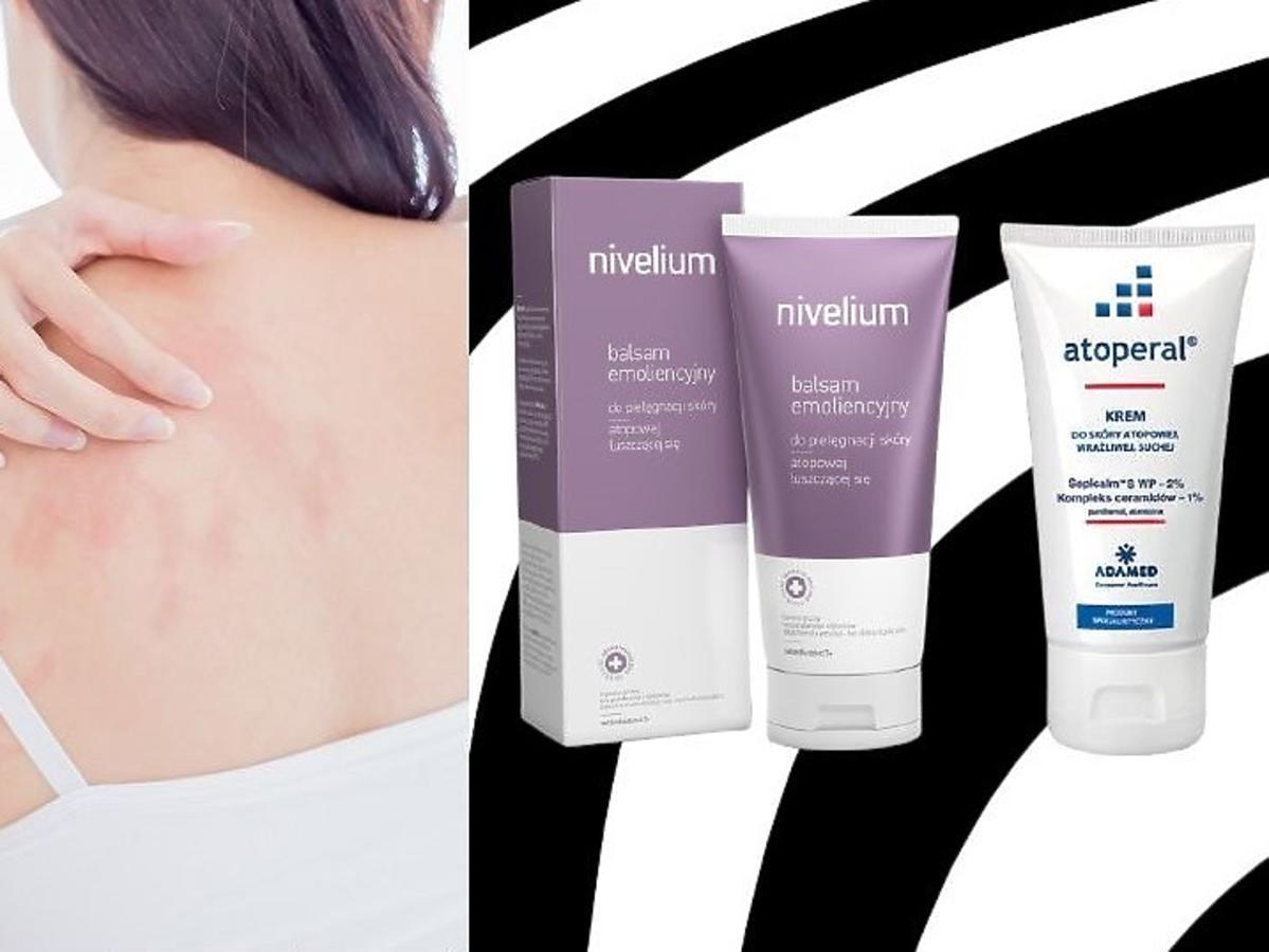skóra atopowa - kosmetyki do skóry atopowej
