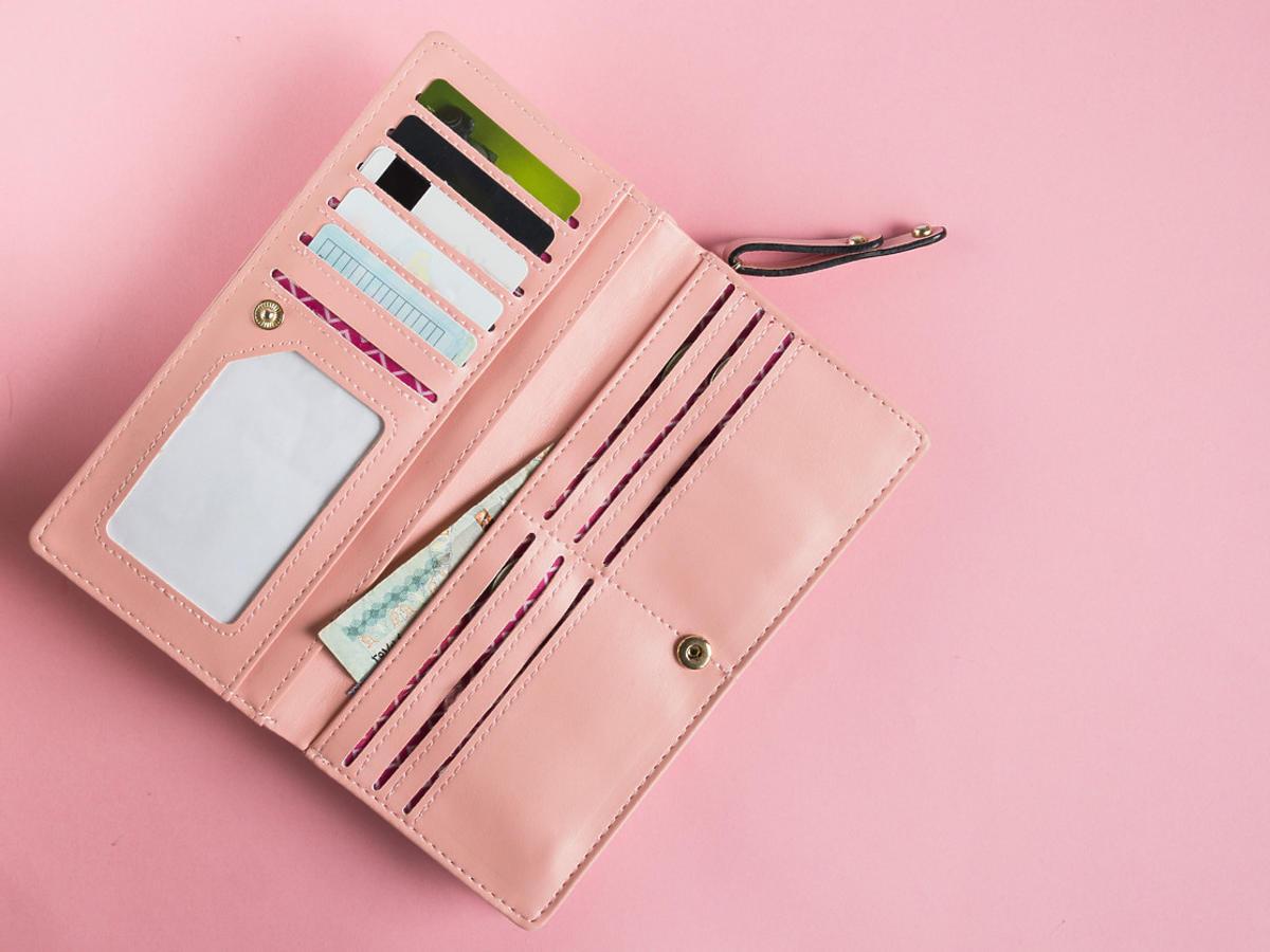 skórzane portfele w Lidlu